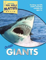 Real World Maths Blue Level : Ocean Giants - TickTock