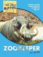 Zookeeper for the Day : Real World Maths Blue Level - TickTock