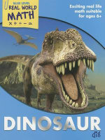Real World Math Blue Level : Dinosaur Dig - Wendy Clemson