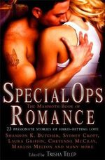The Mammoth Book of Special Ops Romance : Mammoth Books - Trisha Telep