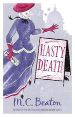 Hasty Death - M. C. Beaton