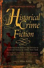 The Mammoth Book of Historical Crime Fiction - Mike Ashley