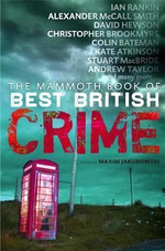 The Mammoth Book of Best British Crime : Volume 8 : Mammoth Books - Maxim Jakubowski