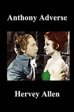 Anthony Adverse Volumes I, II, III (Paperback) - Hervey Allen