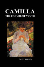 Camilla (Hardback) : Picture of Youth - Fanny Burney