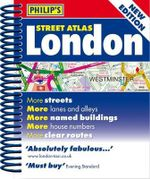 Philip's Street Atlas London : Philip's Street Atlases - Philip's