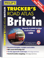 Philip's Trucker's Road Atlas : 100, 000