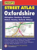 Philip's Street Atlas Oxfordshire