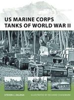 US Marine Corps Tanks of World War II : New Vanguard - Steven J. Zaloga