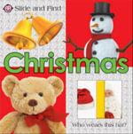 Slide and Find Christmas : Slide and Find - Roger Priddy