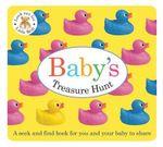 Baby's Treasure Hunt - Roger Priddy