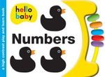 Numbers : Hello Baby Play and Learn Series - Roger Priddy