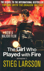 Girl Who Played With Fire - Stieg Larsson