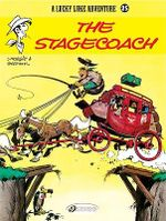 The Stagecoach :  Lucky Luke Vol. 25 - Goscinny