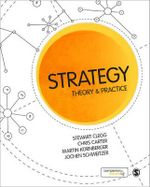Strategic Management :  Theory and Practice - Stewart R. Clegg