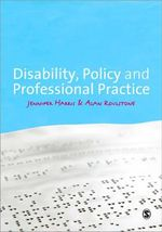 Disability, Policy and Professional Practice : Person and Environment - Jennifer L. Harris