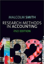 Research Methods in Accounting - Malcolm Smith