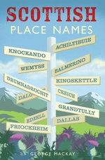 Scottish Placenames - George Mackay