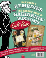 Maw Broon's Remedies and the Broons' Book O' Gairdenin' Wisdoms Gift Pack - Maw Broon