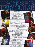 101 Songs for Easy Guitar : Book 8 - Music Sales