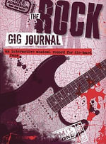 The Rock Gig Journal - Omnibus Press