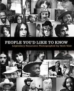 People You'd Like to Know : Legendary Musicians Photographed by Herb Wise - Herbert Wise