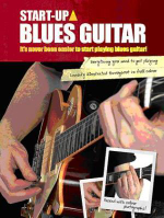 Start-Up : Blues Guitar - Music Sales Staff