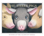 The Three Pigs - David Wiesner