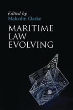 Maritime Law Evolving : The Legitimacy of the Case Law of the European Cou...
