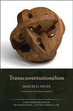 Transconstitutionalism - Marcelo Neves