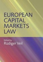 European Capital Markets Law : A Guide