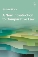 A New Introduction to Comparative Law - Jaakko Husa