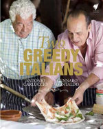 Two Greedy Italians - Antonio Carluccio