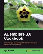 ADempiere 3.6 Cookbook - Kumar Ajit