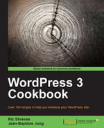 WordPress 3 Cookbook - Shreves Ric