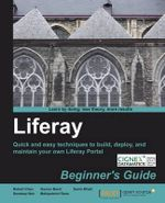 Liferay Beginner's Guide - R. Chen