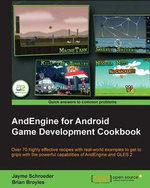 Andengine for Android Game Development Cookbook - Schroeder Jayme