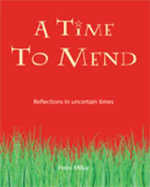 A Time to Mend : Reflections in Uncertain Times - Peter Millar