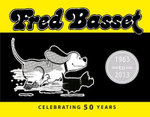 Fred Basset : Celebrating 50 Years - Alex Graham