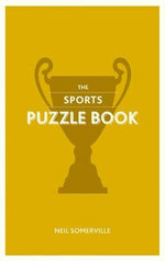 The Sports Puzzle Book - Neil Somerville