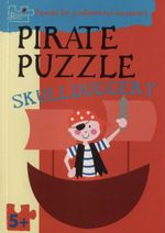 Pirate Puzzle Skullduggery : Puzzle Patch - Puzzles For Pirateers And Buccaneers
