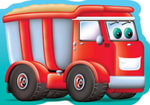 Dumper Truck : Chunky Big Vehicles - Kay Massey