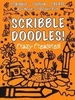 Scribble Doodles Crazy Creatures - AUTUMN