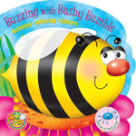 Buzzing with Busby Bumble : Activities, Colouring, Stickers - Maria Constant