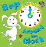 Hop Around the Clock : Tell the Time - Gemma Cooper
