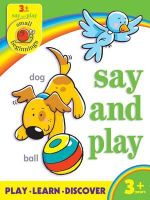 Small Beginnings : Say and Play - Kay Massey
