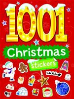 1001 Christmas Stickers - Louise McDowell