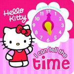 Hello Kitty I Can Tell the Time : Hello Kitty Clock Book - Sanrio