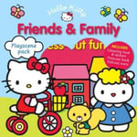 Hello Kitty Playscene Pack : Friends and Family - Sanrio