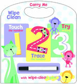 Carry Me Wipe Clean : 123 - Kay Massey